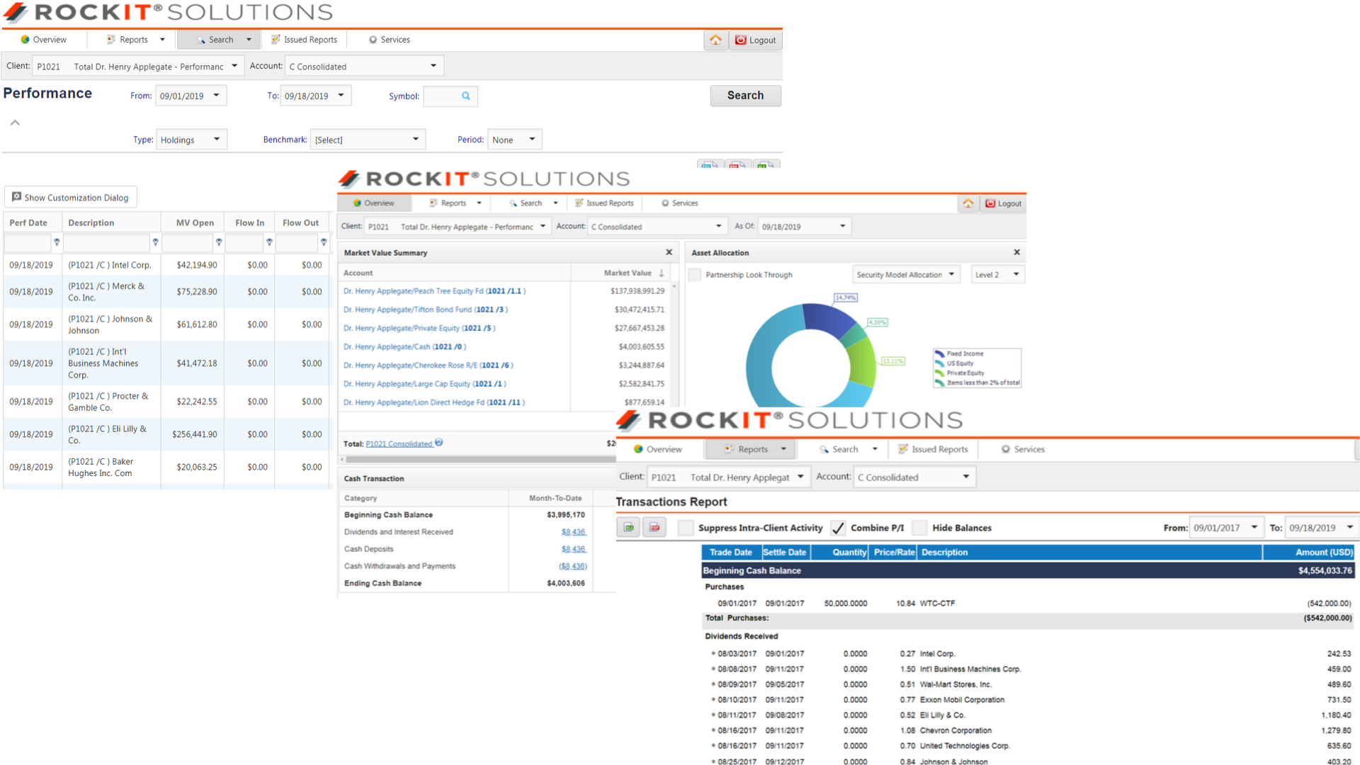 Rockit Solutions Screenshot